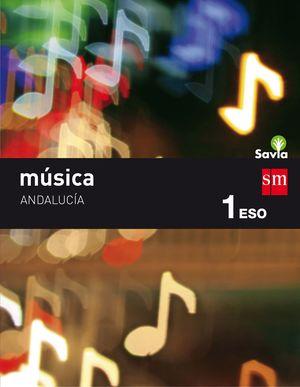 MUSICA I CICLO ESO SAVIA ANDALUCIA