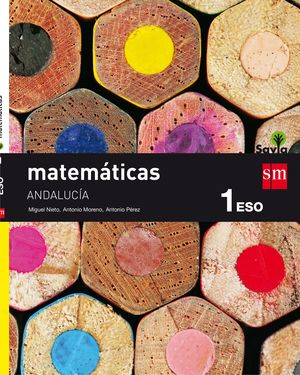 MATEMATICAS 1 ESO SAVIA ANDALUCIA