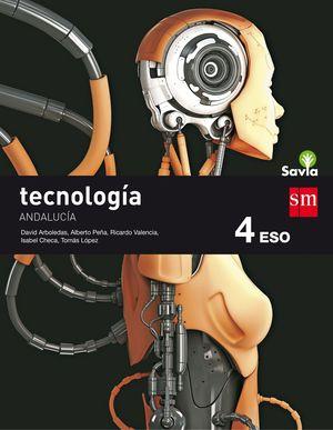 TECNOLOGIA 4 ESO SAVIA ANDALUCIA 2017
