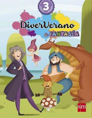 REPASA 3º PRIMARIA DIVERVERANO DE FANTASIA