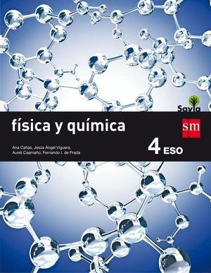 FISICA Y QUIMICA 4ºESO (MEC) SAVIA