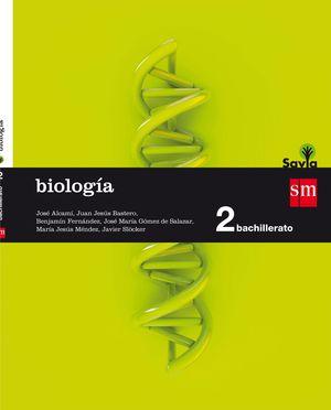 BIOLOGIA 2ºBACHILLERATO SAVIA 2016