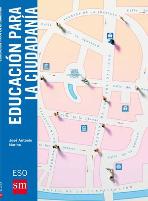 EDUCACION PARA LA CIUDADANIA. 3 ESO. ANDALUCIA