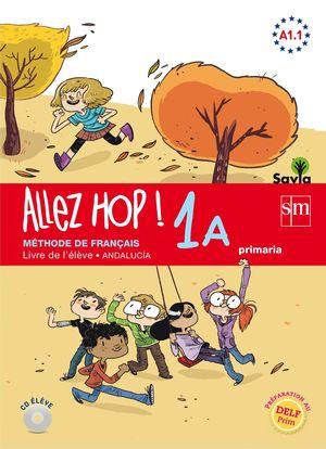 ALLEZ HOP 1A 3ºEP LIVRE ELEVE ANDALUCIA 16