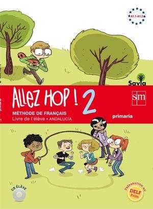 ALLEZ HOP 2 5ºEP LIVRE ELEVE ANDALUCIA 16