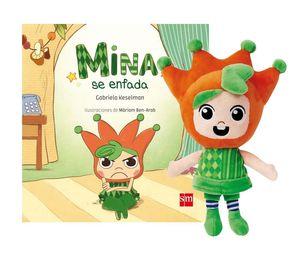 MINA SE ENFADA + MUÑECA MINA