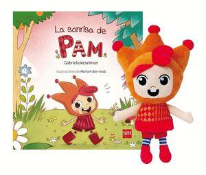 LA SONRISA DE PAM + MUÑECA PAM