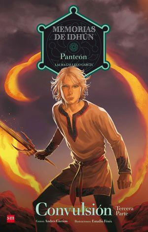 MEMORIAS DE IDHUN: PANTEON CONVULSION [3ª PARTE]. COMIC
