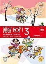 ALLEZ HOP! 3: LIVRE DE L'ÉLÈVE 3ºE.P. 2019