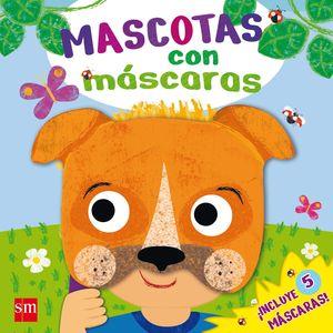 MASCOTAS CON MÁSCARAS