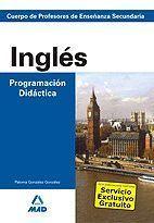 INGLES PROGRAMACION DIDACTICA (EDICION 2012)