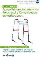 ATENCIÓN SOCIO SANITARIA A PERSONAS DEPENDIENTES EN INSTITUCIONES SOCIALES. APOY