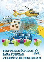 FUERZAS Y CUERPOS DE SEGURIDAD. TEST PSICOTÉCNICOS
