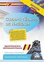 CUERPO TÉCNICO DE HACIENDA, AGENCIA ESTATAL DE ADMINISTRACIÓN TRIBUTARIA. SUPUES