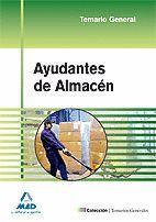 AYUDANTES DE ALMACÉN. TEMARIO GENERAL
