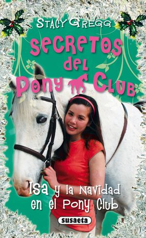 ISA Y LA NAVIDAD EN EL PONY CLUB