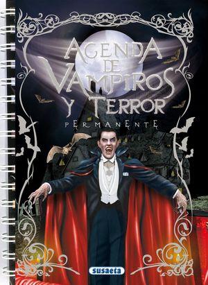 AGENDA PERMANENTE DE VAMPIROS Y TERROR