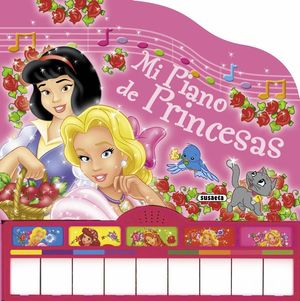 MI PIANO DE PRINCESAS