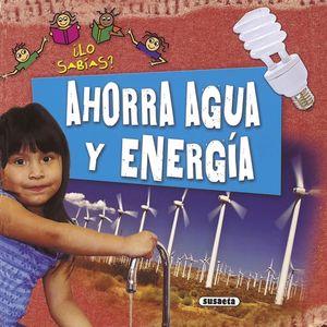 AHORRA AGUA Y ENERGÍA