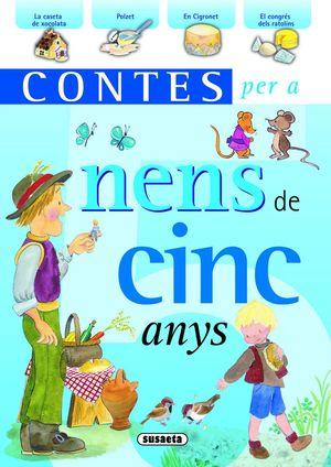 CONTES PER A NENS DE CINC ANYS
