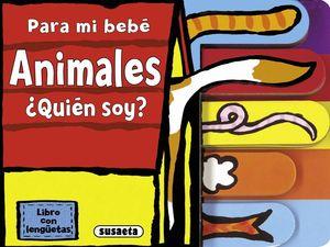 ANIMALES ¿QUIÉN SOY?