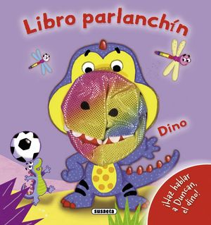 LIBRO PARLANCHIN DINO