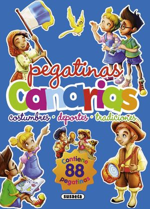 PEGATINAS CANARIAS