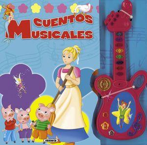 CUENTOS MUSICALES + GUITARRA