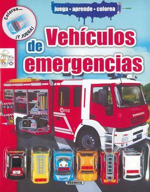 VEHÍCULOS DE EMERGENCIAS