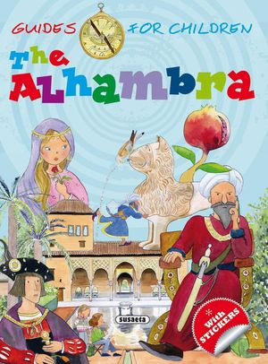 THE ALHAMBRA GUIA INFANTIL INGLES CONTIENE PEGATINAS