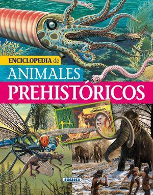 ENCICLOPEDIA DE ANIMALES PREHISTÓRICOS