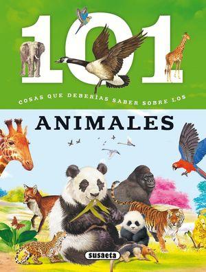 101 COSAS QUE DEBERIAS SABER SOBRE LOS ANIMALES