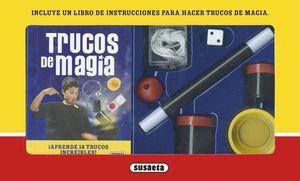 TRUCOS DE MAGIA (CAJITA)