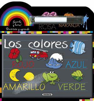 LOS COLORES + ROTULADOR