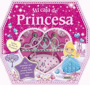 MI CAJA DE PRINCESA (CAJA)