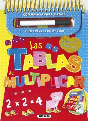 LAS TABLAS DE MULTIPLICAR (+ ROTULADOR)