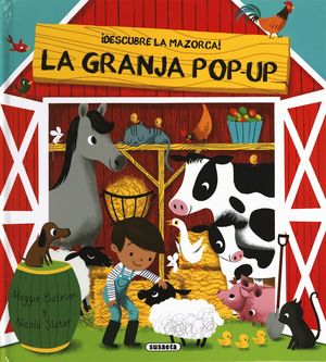DESCUBRE LA MAZORCA! LA GRANJA POP-UP