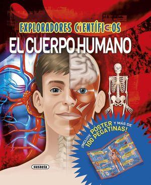 EXPLORADORES CIENTIFICOS EL CUERPO HUMANO