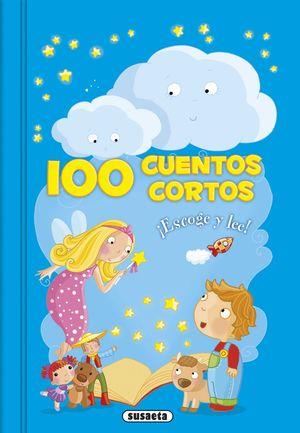 100 CUENTOS CORTOS (CAJA AZUL)