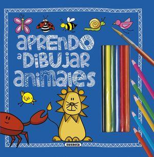 APRENDO A DIBUJAR ANIMALES + LAPICES