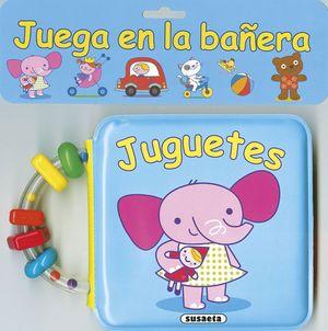 JUGUETES JUEGA EN LA BAÑERA