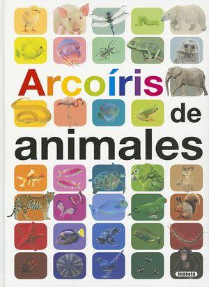 ARCOIRIS DE ANIMALES