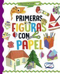 PRIMERAS FIGURAS CON PAPEL