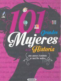 101 GRANDES MUJERES DE LA HISTORÍA