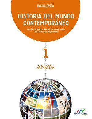 HISTORIA DEL MUNDO CONTEMPORANEO 1ºBACH
