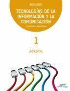TECNOLOGIAS DE LA INFORMACION Y LA COMUNICACION 1ºBACH