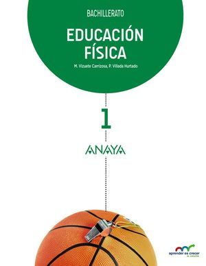 EDUCACION FISICA 1 BACH 2017