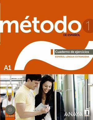 METODO 1 DE ESPAÑOL CUADERNO DE EJERCICIOS A1