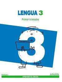 LENGUA 3. ED.MEC