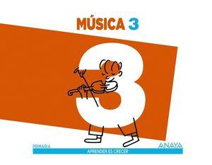 MÚSICA 3. ED. MEC